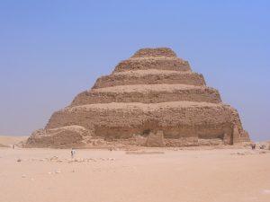 Piramid Djoser , Piramid Tertua Di Dunia