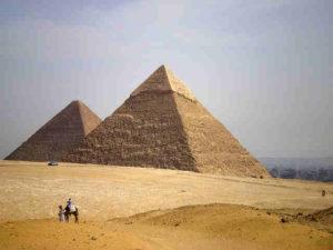 Piramida Agung Giza : Memegang Rekor Bangunan Buatan Manusia Selama 3.800 Tahun