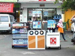 Hari Bebas Kendaraan Bermotor Meningkatkan Omset Penjualan MiniMarket