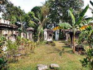 Moseleum Van Motman Kabupaten Bogor Satu Contoh Betapa Kurangnya Perhatian Pemerintah Terhadap Cagar Budaya dan Benda Bersejarah