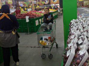 Mungkin Inilah Yang Membuat Trolley Belanja Di Supermarket dan Hypermarket Rusak