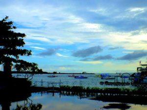 (Foto) Keindahan Pelabuhan Tanjung Benoa Bali