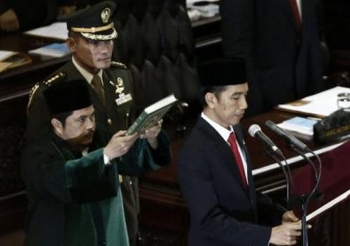 Pesan Pak Jokowi Supaya Kampanye Jangan Jadi Ajang Saling Cemooh dan M