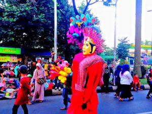 Ondel-Ondel di Bogor – Mengais Rejeki di Kota Orang