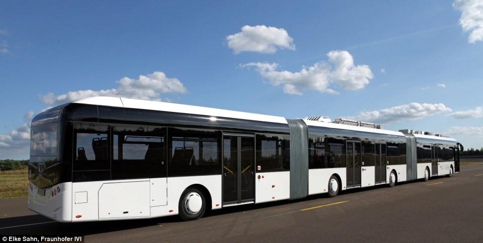 Bus Terpanjang di Dunia ; Autotram Extra Grand
