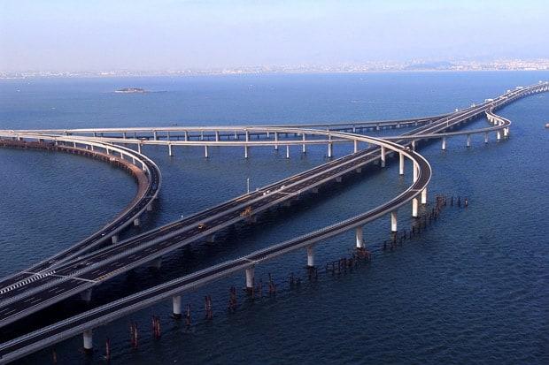 Jembatan Terpanjang di Dunia - Grand Danyang Kunshan
