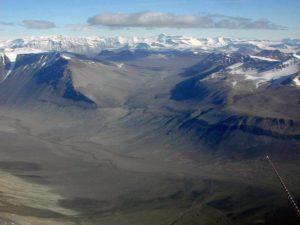 Tidak Semua Bagian Antartika Tertutup Es – Lembah Kering McMurdo