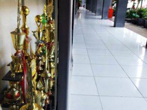 Sekolah Memamerkan Piala Untuk Meningkatkan Kepercayaan Diri Murid