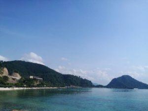 Pantai Sari Ringgung, Lampung : Pantai Indah Bukan Hanya di Bali