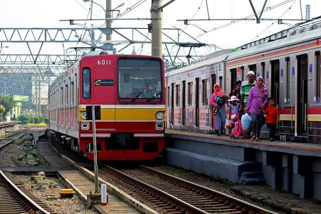 Cara Menuju Tanjung Priok Dari Depok Dengan Commuter Line