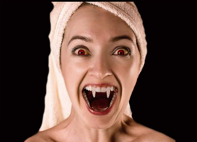 Fakta Tentang Vampir - Mana Yang Sudah Anda Tahu?