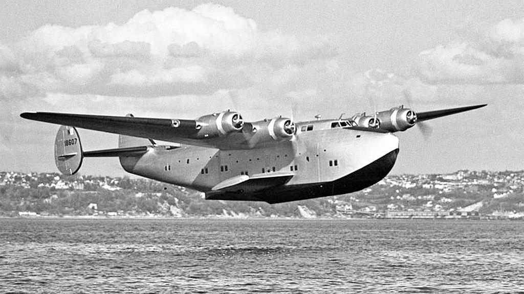 Boeing B-314 Clipper : Sang Perahu Terbang Untuk Orang Kaya