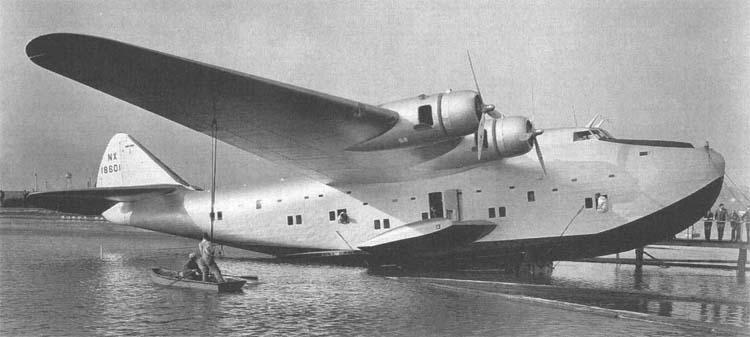 Boeing B-314 Clipper : Sang Perahu Terbang