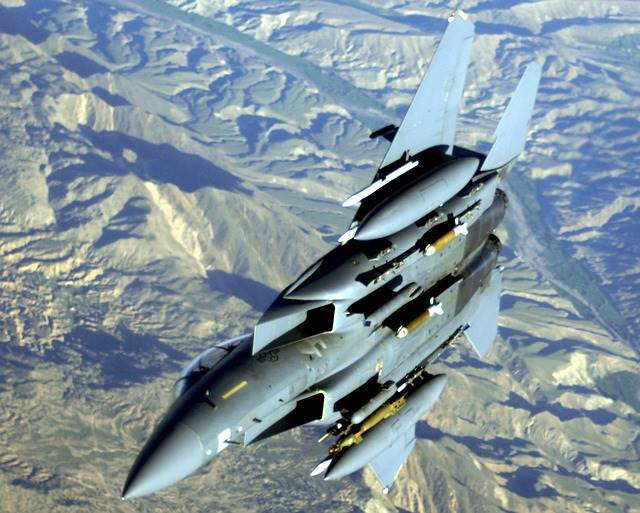 F 15 Eagle - Si Garuda Penguasa Udara