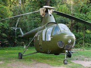 Mil Mi-1 Hare – Si Kelinci Terbang