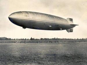 Balon Udara Zeppelin