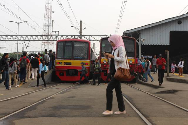 Cara Menuju Bekasi Dari Kalideres Menggunakan Commuter Line / KRL Jabodetabek