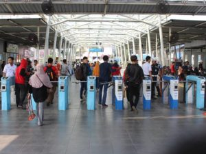 Cara Menuju Depok Dari Kalideres Menggunakan Commuter Line