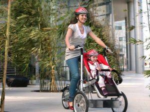 Sepeda Unik Dari TAGA BIKES Cocok Untuk Ibu Dengan Balita