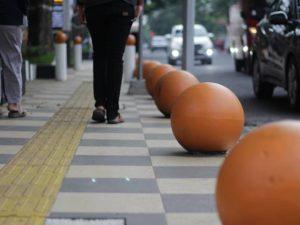 Trotoar Kota Semarang : Nyaman Dan Fotogenik