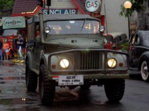 GAZ 69 : Knalpotnya Menghadap Ke Atas – Museum Angkut #1