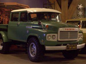 Toyota DA/FA : Si Buaya Awal Populernya Toyota Di Indonesia – Museum Angkut #2