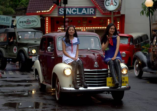 Vauxhall Wynern : Si Cantik Dari Inggris