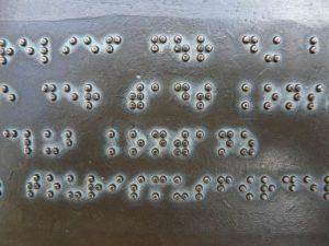 4 Januari – Hari Braille Dunia