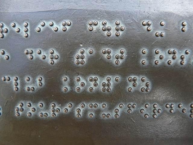 4 Januari - Hari Braille Dunia