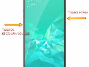 Cara Melakukan Screenshot Atau Cuplikan Layar Pada OPPO A3s