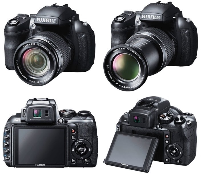 Mengenal Kamera Prosumer / Bridge Camera - Di Tengah Compact Dan DSLR/Mirrorless