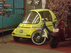 Suzuki CV 1 – Bukan Mobil Mainan Biar Kapasitas Mesinnya Lebih Kecil Dari Motor Supra Fit – Museum Angkut Malang #7