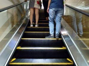 Tahukah Anda Beda Eskalator (Escalator) Dan Travelator ?
