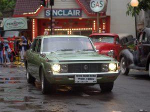 Toyota Crown Deluxe 1972 : Andalan Pejabat Jepang ..Dan Supir Taxi