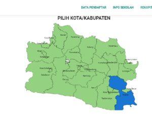 Daftar SMA Negeri Kabupaten Ciamis Berdasarkan Sistem Zonasi PPDB Jabar 2019