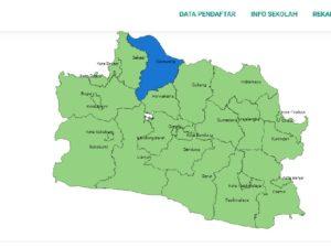 Daftar SMA Negeri Kabupaten Karawang Berdasarkan Sistem Zonasi PPDB Jabar 2019