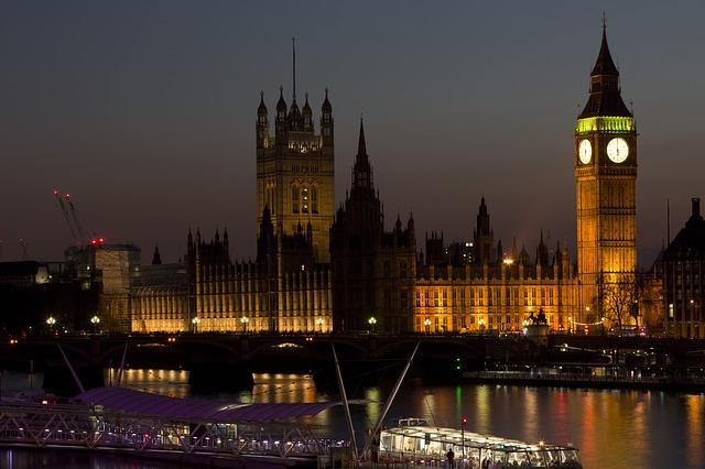 Big Ben Nama Bel Besar Bukan Jam Besar - London, Inggris