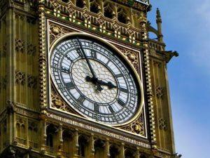Big Ben Nama Bel Besar Bukan Jam Besar – London, Inggris