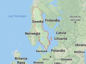 25 Fakta Menarik Tentang Swedia – Negeri Yang Memanjang