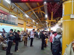 Gambir Tidak Melayani Kereta Jarak Jauh, Penumpang Commuter Line Bakalan Senang