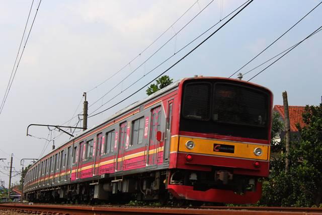 Cara Menuju Ancol - Tanjung Priuk Dari Depon Menggunakan Commuter Line