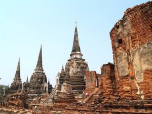 [FOTO] Taman Bersejarah Ayutthaya : 1/3  Nya Warisan Budaya Unesco