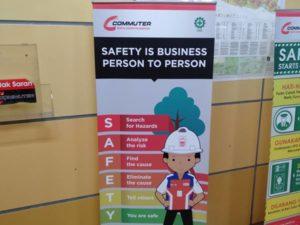 Arti Singkatan SAFETY ala Commuter Line