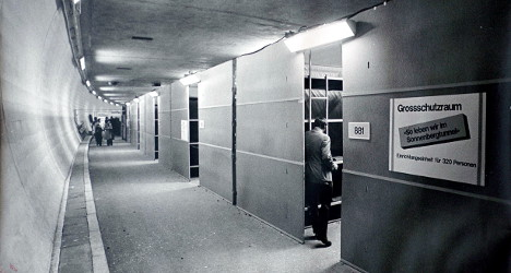 Bunker Anti Nuklir Terbesar Di Dunia Ada Di Negara Yang Tidak Punya Senjata Nuklir