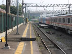 Cara Menuju Pasar Senen Dari Kalideres Menggunakan Commuter Line