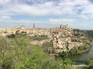 [FOTO] Kota Toledo : 3 Agama Meninggalkan Jejaknya Disini