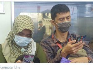 Kursi Commuter Line Tidak Bisa Dibooking, Orang Tidak Tahu Etika Saja Yang Melakukannya