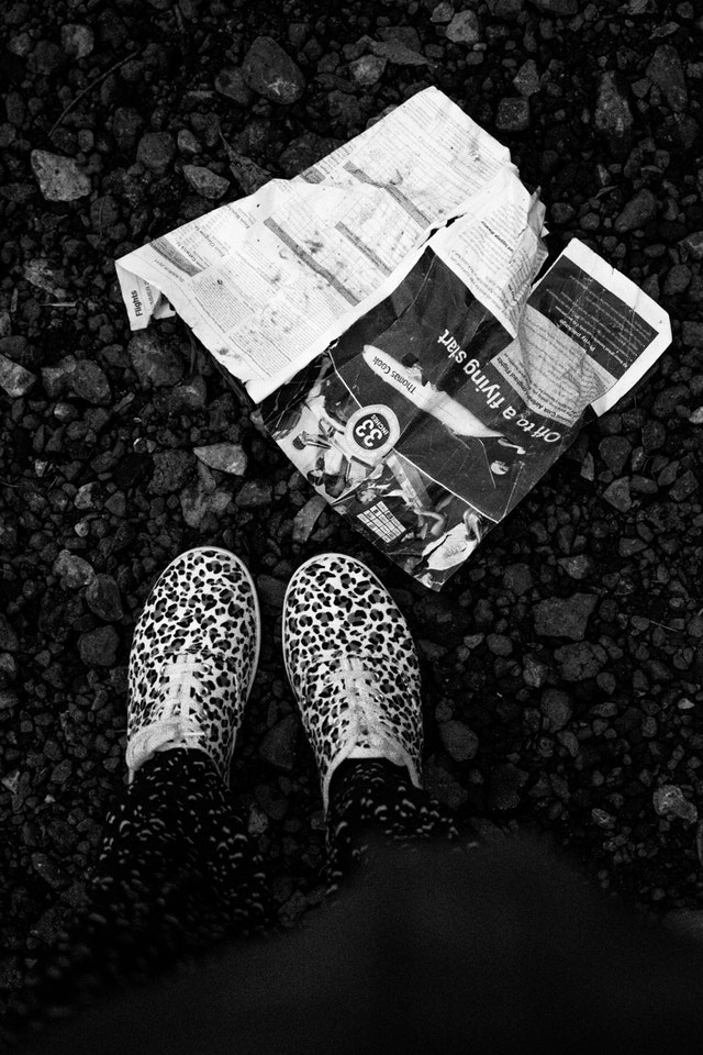 Sampah Pun Bisa Enak Dilihat Dalam Foto