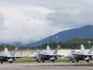 [FOTO] F/A-18 Hornet : Si Penyengat Andalan Angkatan Laut Paman Sam