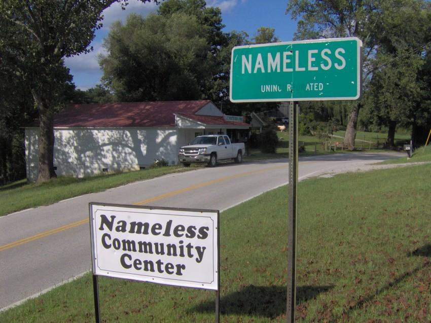 """Ternyata Ada Kota """"Tanpa Nama"""""""